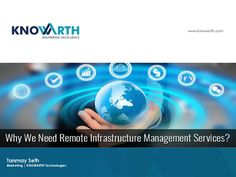 Why We Need Remote Infrastructure Management Services?