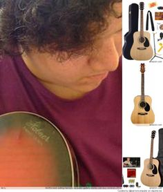 Online shopping for Musical Instruments from a great selection of Steel-string Acoustics, Beginner Kits, Resonators, Acoustic Guitars & more at everyday low prices.