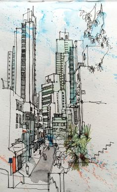 urban drawing New Mexico - Google Search