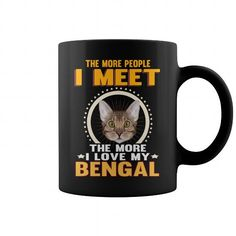 This cute funny Bengal Cat Im In Love With Bengal Cat MUG will be a great gift for you or your friend who loves cats
