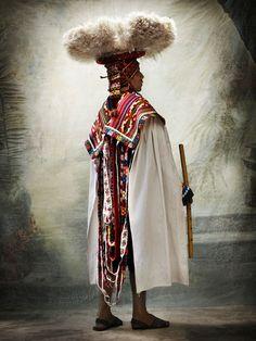 Peruvian Ceremonial Costume