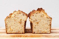 Quark-Röstzwiebel Brot