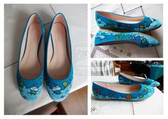 Customisez vos chaussures avec posca