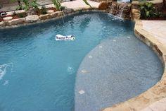 Custom Real Rock Swimming Pools