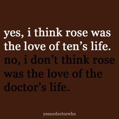 THANK YOU!! It seriously bothers me when people blast River saying the Doctor(11) can't love her.