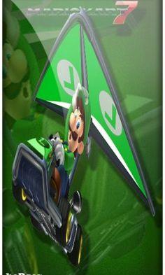Fondo mk7 luigi glider 360 hc para celular