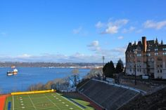 Stadium High School, Tacoma, WA - Ashley Amsden... The high school from 10 Things I hate about you... I always wanted this to be my high school.