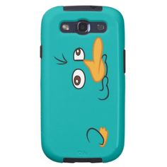 Perry the Platypus Galaxy S3 Case