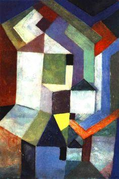 Paul Klee Northern Landscape