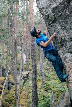 Climbing   Tirol   Kilian Fischhuber   Climbing pant   Neo climbing pant Climbing Pants, Climbing Clothes, Pictures, Bouldering, Climbing, Alps, Rock Climbing Pants, Photos, Photo Illustration