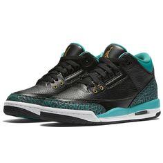 Nike Air Jordan 3 Retro GG (441140-018) Black Rio Teal  Pre Order and Release on 24 Dec #solecollector #dailysole #kicksonfire #nicekicks #kicksoftoday #kicks4sales #niketalk #igsneakercommuinty #kickstagram #sneakflies #hyperbeast #complexkicks #complex #jordandepot #jumpman23 #nike #kickscrew #kickscrewcom #shoesgame #nikes #black #summr #hk #usa #la #ball #random #girl #adidas