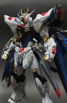 GUNDAM GUY: Metal Build Strike Freedom Gundam - Photo Gallery by Chad Dalisay
