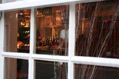 A welcoming pub in England. Photo by TJ Addington