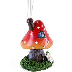 Wholesale Red smoking toadstool - Something Different