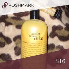 Selling this Philosophy Shampoo, Shower Gel & Bubble Bath in my Poshmark closet! My username is: jiggaz31. #shopmycloset #poshmark #fashion #shopping #style #forsale #Philosophy #Other