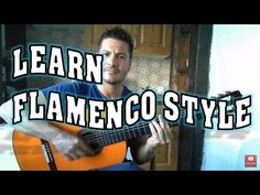 "✔▶HOW TO PLAY FLAMENCO Style Paco de Lucía [BEGINNERS]👍▶ Guitar Triplet ""Abanico"". EASY - YouTube"