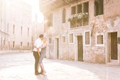 These are streets where poems were written, where stories were born, where people have loved. Destination Wedding, Wedding Day, Venice, Photo Ideas, Poems, Couple Photos, Couples, Wedding Dresses, People