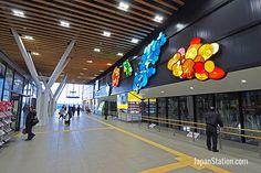 Shin-Hakodate-Hokuto Station Interior