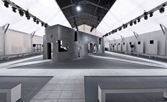 Catwalk tour: the top men's fashion week venues from S/S 2016 | Fashion | Wallpaper* Magazine