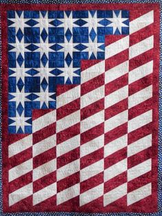 f9448e8ee1b0 61 Most inspiring American Flag Quilt images