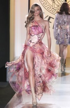 Versace Haute Couture – autumn/winter 2012/2013