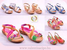 A Marila szandálok, a fiatalos  dinamikus nők számára  készülnek! A  spanyol cipőtervezők célja, hogy a színes, vidám és kényelmes lábbeliket, kortól függetlenül mindenki büszkén viselje.  Webáruházunkban több  Marila  szandált is megtekinthet! http://valentinacipo.hu