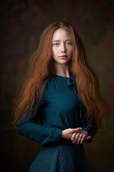 Arina (by Alexander Vinogradov)