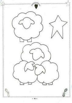 sheep patterns - Google-søgning