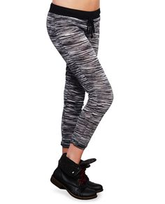 Soft Ruched-Ankle Joggers | Wet Seal #joggers