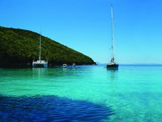 SAILING GREECE - For about as long as I can remember I've wanted to charter a sailboat and sail the Greek Isles. Dream Vacation Spots, Vacation Places, Dream Vacations, Places To Travel, Tropical Vacations, Travel Destinations, Oh The Places You'll Go, Places To Visit, Sailing Greece