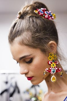 Dolce & Gabbana Spring 2016 Ready-to-Wear