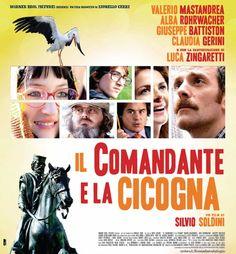 Non solo pizza e cinema: La cicogna e il comandante .. con Un Punt e Mes!