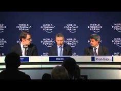 Verguenza ajena de Mauricio Macri en Davos