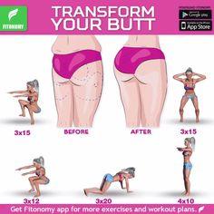 5 best exercises to transform your butt in 10 minutes! #fitnessmotivation #fitnessgoals #fitness #gym #athomeworkouts #fitnesschallenge #sport #dietandnutrition #weightloss #fitnessandexercises #strengthtraining #flexibilityexercises #exerciseplan #aerobicexercises #fatburn #burnfat #3Dexercises #fitonomy