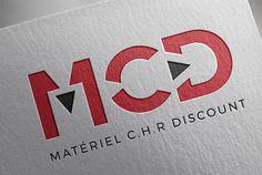 Logotype MCD // Sofia Doudine Graphiste Webdesigner B2B Freelance