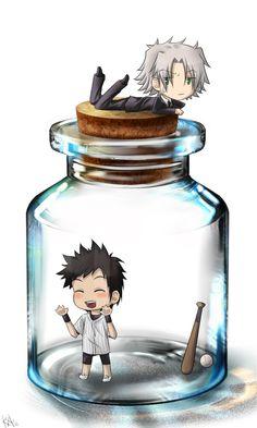 Trapped - Pixiv Bottle Meme by KirishimaAyama.deviantart.com on @DeviantArt