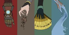 The Legend of Korra Avatar Aang, Team Avatar, The Last Avatar, Avatar The Last Airbender Art, Avatar World, Avatar Series, Korrasami, Fan Art, Legend Of Korra