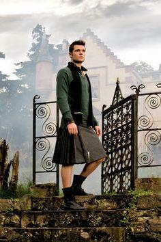 Heeelllloooooooo Scottish man!