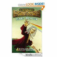 Amazon.com: Isaac Newton (Giants of Science) eBook: Kathleen Krull, Boris Kulikov: Kindle Store