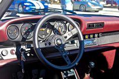Beautiful Interior on a '85 Targa [OC][5184  3456] - see http://www.classybro.com/ for more!