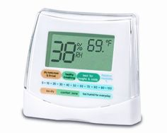 Enviracaire E10 Digital Humidity/Temperature Indicator