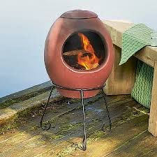 terracotta chiminea - Google Search