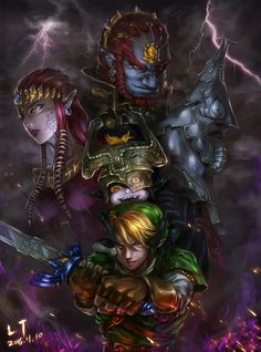 *dead because art is too great. The Legend Of Zelda, Legend Of Zelda Breath, Metroid, Zelda Tattoo, Zelda Twilight Princess, Link Art, Science Fiction, Video Game Art, Video Games