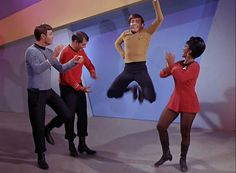 Ain't no party like a Chekov party