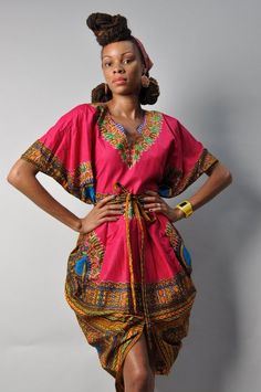 cute african design