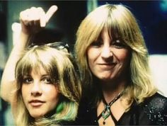 Christine McVie & Stevie Nicks, Fleetwood Mac