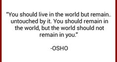 Osho, Clarity, Goal, Mindfulness, Journey, Math, Quotes, Beautiful, Life Lesson Quotes