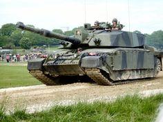 Challenger 2 Main Battle Tank (United Kingdom)