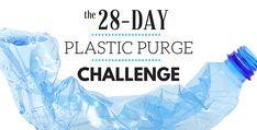 28 day plastic purge challenge