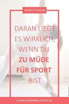 Sport Fitness, Feel Better, Pool Chairs, Health And Fitness, Tips And Tricks